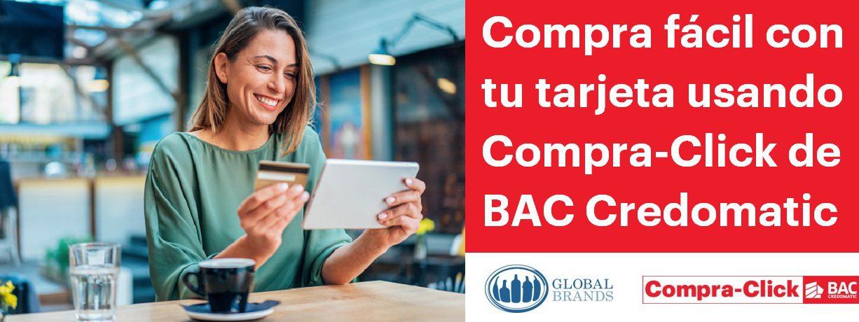 Compras Click Global Brands Nicaragua